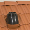 Vilpe Gummistos 175-250 mm på tak