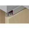 Häfele Slido Design 150-U för trädörrar
