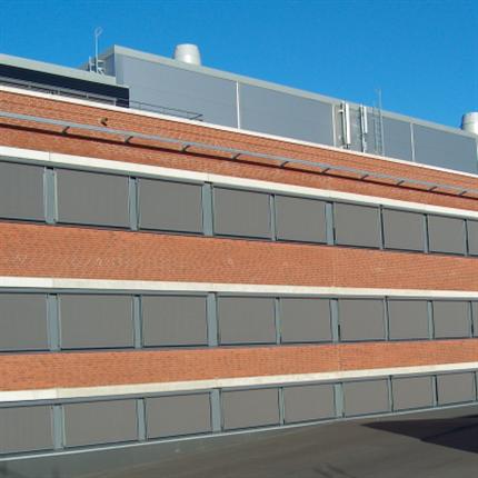 Warema fasadmarkis, Göteborg