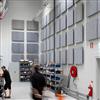 Akustikmiljö LÄTT väggmonterade bygelabsorbenter, Raw Edition, Grå