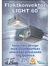 Fläktkonvektor LIGHT 60