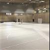 Optivent ventilerat golvsystem med White Line