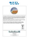 Optivent ventilerat golvsystem