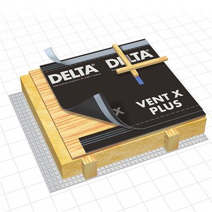 Delta-VENT X underlagsduk