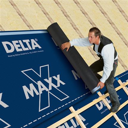 Delta-MAXX X underlagstak