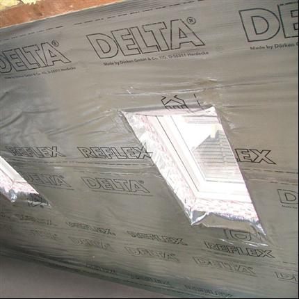 Delta Reflex ångspärr