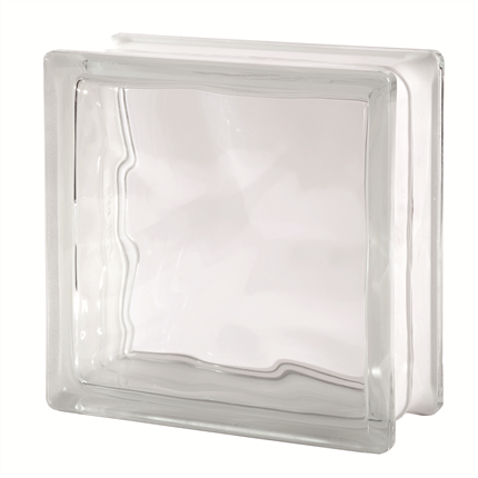 Vetro Glasblock Design Collection och Basic