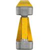 Formbalk VT 20K, stålbleck med genomgående nitförstärkning av balkändarna