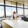 Solar Gard® UV- och solskyddsfilmer, couple having breakfast