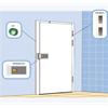 Ki-Panel kyl- och frysrumsdörrar