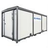 Ki-Panel kyl- och fryscontainers