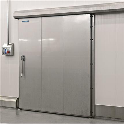 Ki-Panel skjutportar för kyl- och frysrum