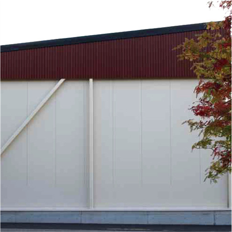 Ki-Panel Sandwichpanel B, yttervägg
