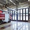 Reco Duo Vikportar, 4-delade på brandstation