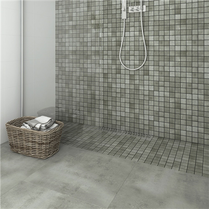 Mosaikplattor av keramik för vägg och golv