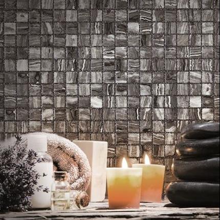 Mosaikplattor av keramik