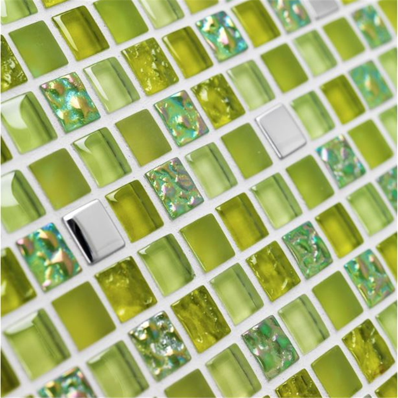 Konradssons glasmosaik Lagos Lima, grön