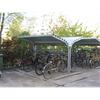Cykelställ med tak PTK-12