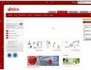 Draghandtag på webbplats