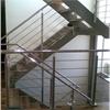 AJAB Smide trappa med rostfria räcken