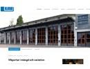 Vikportar på webbplats