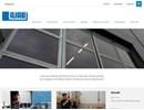 Industriportar på webbplats