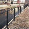Hammarby Bruk Kockumsräcke 3-rörs skyddsräcke