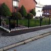 Hammarby Bruk staket, villa