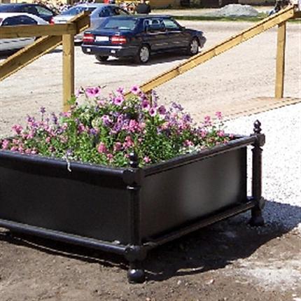 Hammarby Bruk blomlådor och urnor