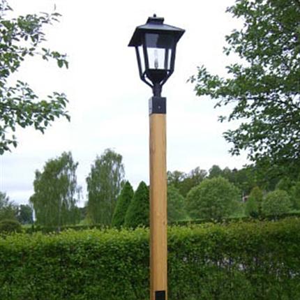 Hammarby Bruk lyktstolpar