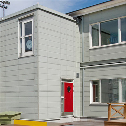 Temporent modulbyggnader skolor RYMD