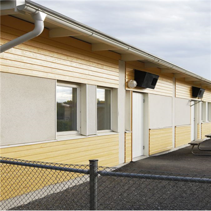 Temporent modulbyggnader förskolor KLOSS
