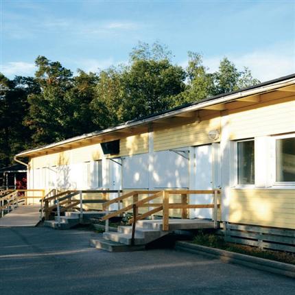 Temporent modulbyggnader skolor KLOSS