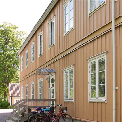 Temporent modulbyggnader KUBIK kontor