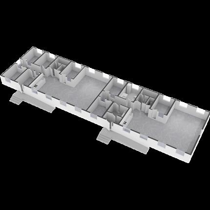 Temporent modulbyggnader förskolor KUBIK