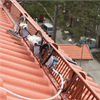 Raychem GM-2X värmekabel på tak