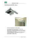 LGG Aurora Secur Fläktluftkylare,2020