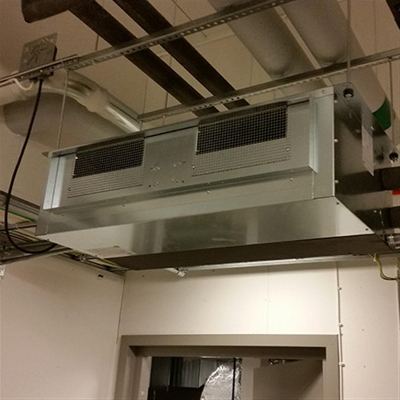 LGG Mega Power fläktkonvektor, takmonterad