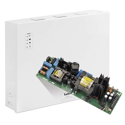 SATEL ACCO passersystem, batteribackup 24V