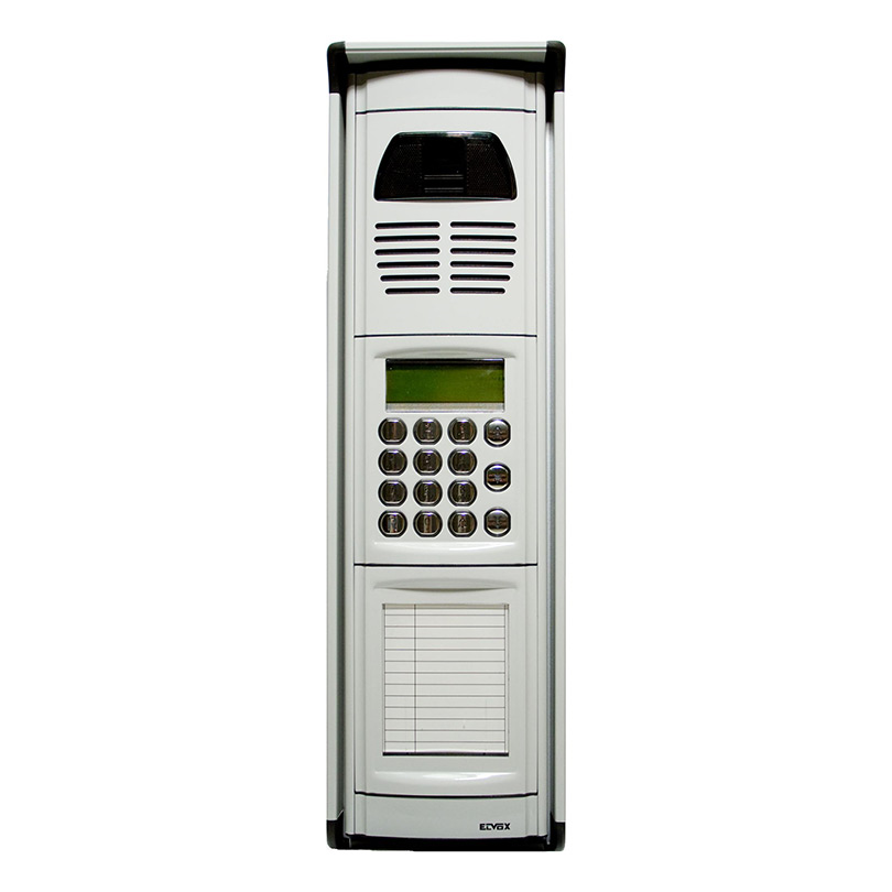 Komplett portapparat, digital bussystem