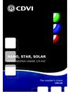 CDVI beröringsfria läsare Nano, Solar