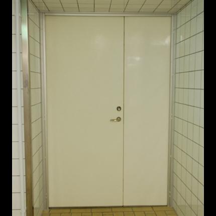 Bonaco Isolar ID glasfiberdörr