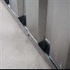Troax Self storage förrådsutrymmen, u-profiler mot golv