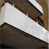 Corapan balkongfrontskiva