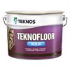 Lösningsmedelsbaserad golvfärg