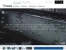 Teknos Futura Aqua lackfärg på webbplats