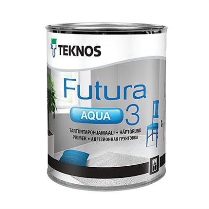 Teknos Futura Aqua 3 häftgrund
