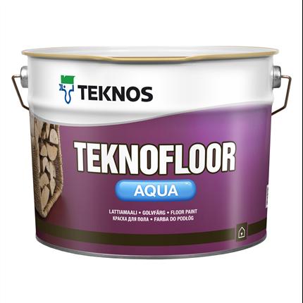 Teknos Teknofloor Aqua golvfärg, 10l