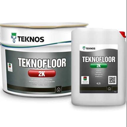 Teknos Teknofloor 2K betongfärg