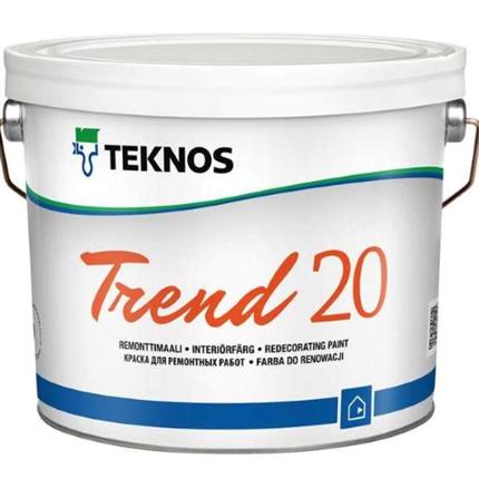 Teknos Trend 20 reparationsfärg